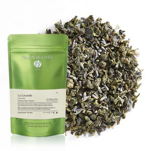 Pure Indulgence Lavender oolong