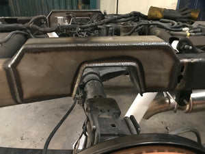 SILVERADO / SIERRA UNDERBED NOTCH 1988-1998, 1999-2006, 2007-2018