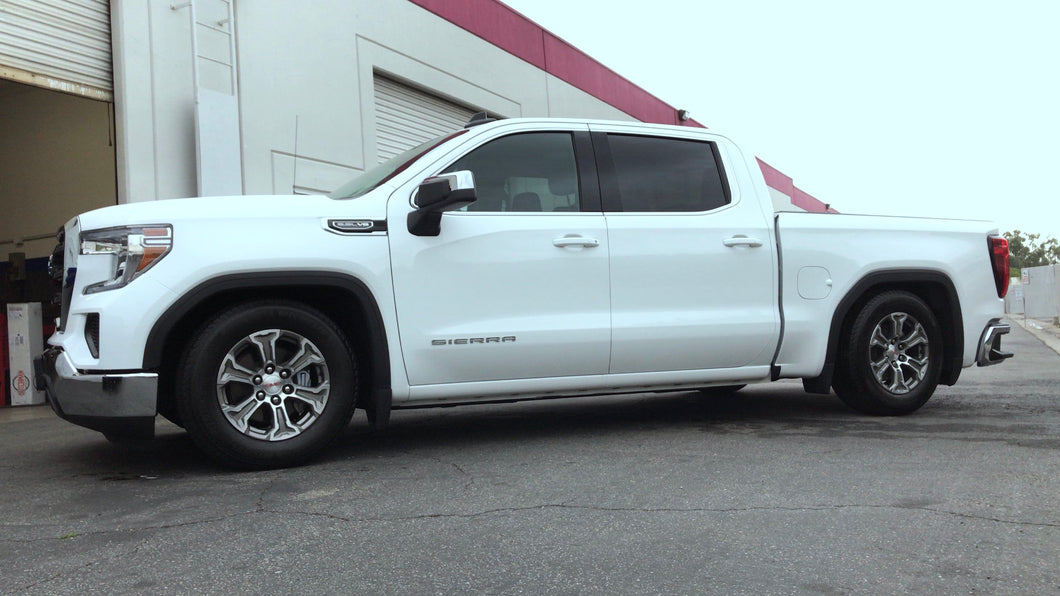 2019-2020 SILVERADO / SIERRA 4 LINK SUSPENSION KIT WITH VIKING COILOVERS
