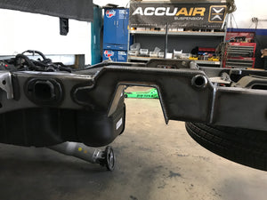 2019-2020 SILVERADO / SIERRA UNDERBED NOTCH