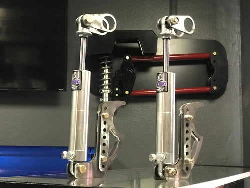 UNIVERSAL KIT -VIKING DUAL ADJUSTABLE SHOCKS WITH RELOCATION KIT