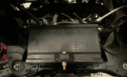 2008-2018 SILVERADO/SIERRA STOCK BATTERY RELOCATION TRAY (FREE SHIPPING)