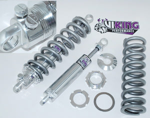 1988-2018 SILVERADO / SIERRA 4 LINK SUSPENSION KIT WITH VIKING COILOVERS