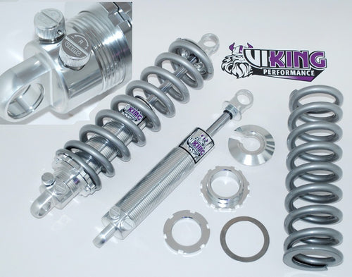2015-2020 FORD F150 4 LINK SUSPENSION KIT WITH VIKING COILOVERS