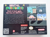 Brutal Mario World - (SNES)
