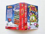 Super Bubble Bobble MD - (Sega Genesis)