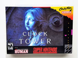 Clock Tower - (SNES)