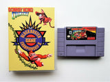 Donkey Kong Competition Cart Blockbuster Championship II - (SNES)
