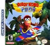 Diddy Kong Pilot Racing (GBA)