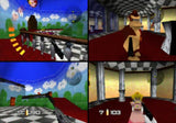 Golden Eye 007 with Mario Characters (N64)