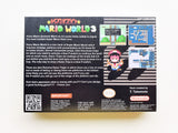 Kaizo Mario World 3 SMW Hack- (SNES)