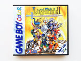 Last Bible II - RPG (GBC)