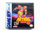 Metroid II DX 'Color Update' (GBC)