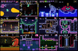 Super Metroid Zero Mission- (SNES)