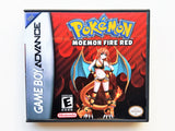 Pokemon Moemon Fire Red (GBA)