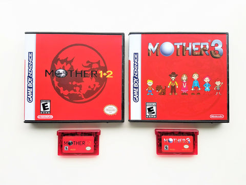 Mother 1+2+ 3 (GBA)