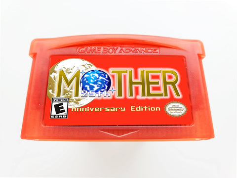 Mother 25th Anniversary Edition Earthbound Beginnings Zero (GBA)