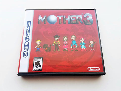 Mother 3 English Translated GBA