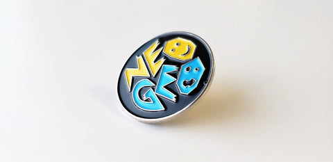 Neo Geo SNK - Metal Collector Pin