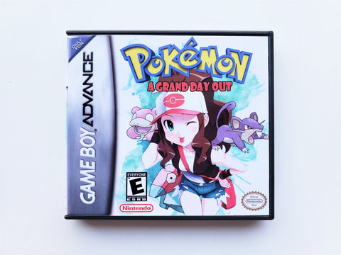 Pokemon A Grand Day Out (GBA)
