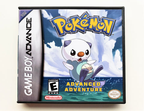 Pokemon Advanced Adventure (GBA)