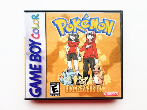 Pokemon Bronze (GBC)