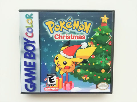 Pokemon Christmas (GBC) [Art 1]