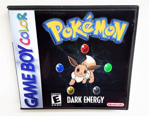 Pokemon Dark Energy (GBC)