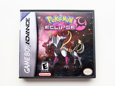 Pokemon Eclipse (GBA)