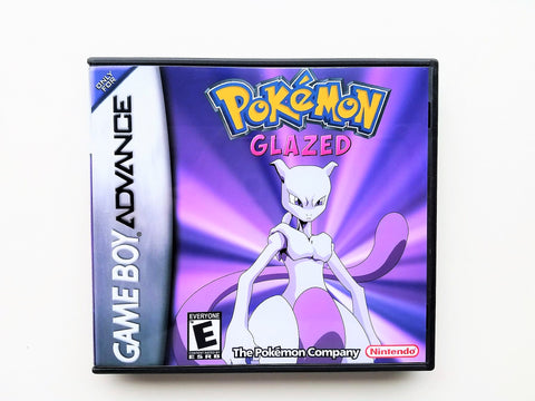 Pokemon Glazed (GBA)