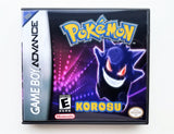 "Pokemon Korosu ""Killer"" (GBA)"