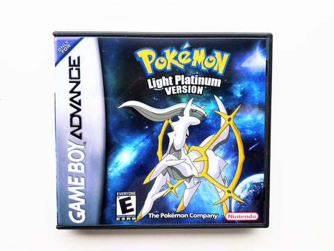 Pokemon Light Platinum (GBA)