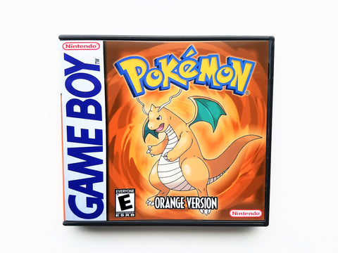 Pokemon Orange (GB)