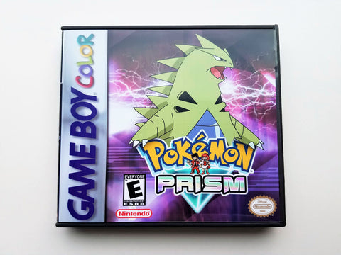 Pokemon Prism (GBC)