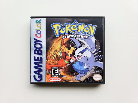 Pokemon Pyrite (GBC)