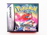 Pokemon Resolute (GBA)
