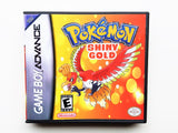 Pokemon Shiny Gold (GBA)
