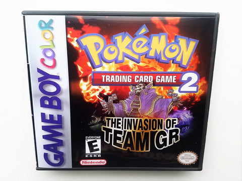 Pokemon Trading Card Game 2 (GB) Alt Cover