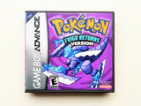 Pokemon Frigo Returns (GBA)