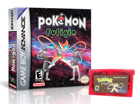 Pokemon Fuligin (GBA)