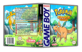 Pokemon Orange (GB) Cover #2