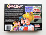 "Sailor Moon R ""Brawler"" - (SNES)"