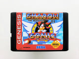 Shadow The Hedgehog Sonic Hack - (Sega Genesis)