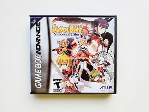 Summon Night Swordcraft Story 2 (GBA)