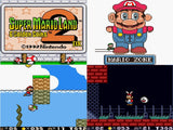"Super Mario Land 1 and 2 DX Combo (2 in 1) ""Color Remaster"" (GBA)"