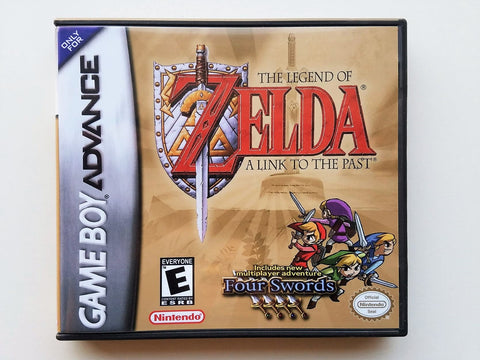 Legend of Zelda Link to the Past / Four Swords (GBA)