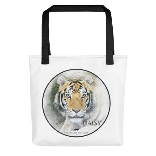Tigress Daisy Tote bag