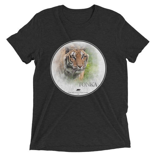 Tiger Tonka unisex short sleeve t-shirt
