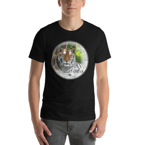 Tigress Ekaterina short-sleeve unisex t-shirt