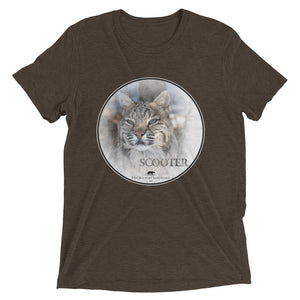Bobcat Scooter Short sleeve t-shirt